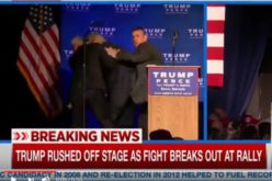"""GUN!"" Did Someone just try to Assassinate Trump? Rushed Off By Secret Service In Reno"