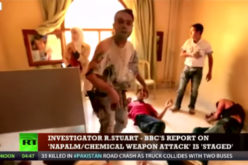 BBC, CNN News Caught Staging FAKE News Chemical Attacks In Syria