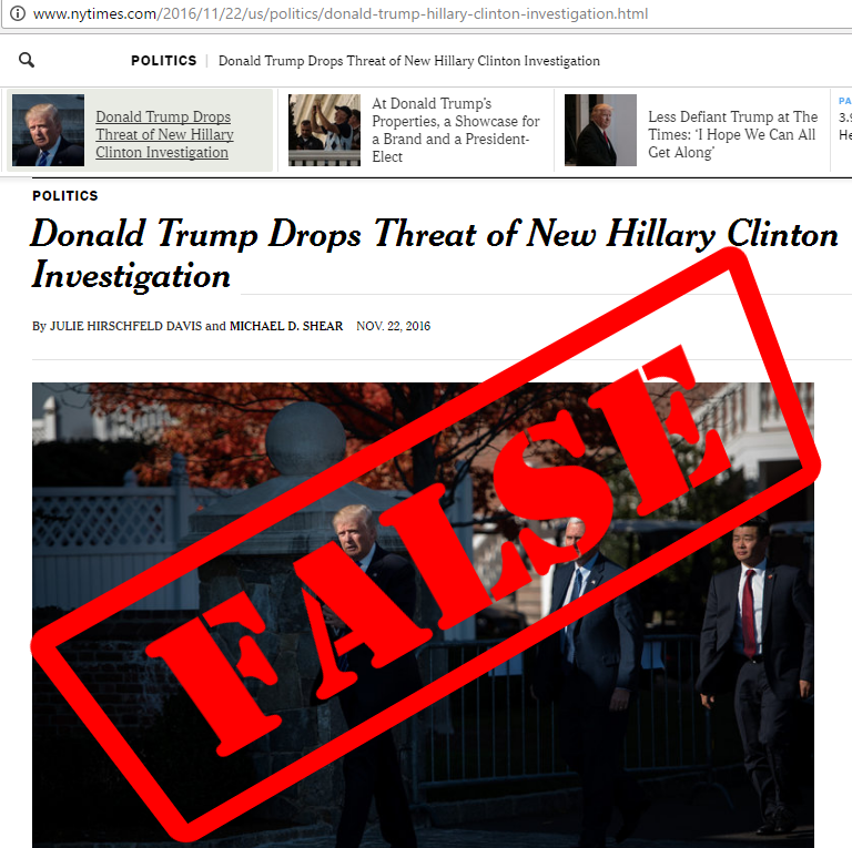 false-ny-times-claims-trump-has-dropped-threat-of-email-investigation