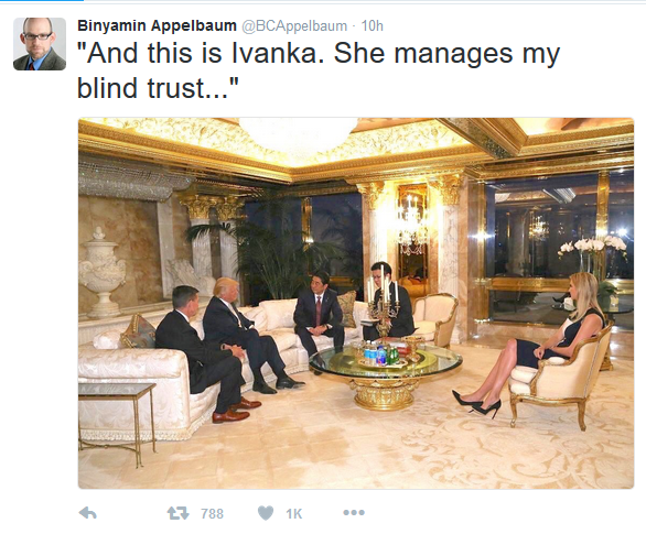 ny-times-lies-about-trumps-daughter-managing-his-blind-trust