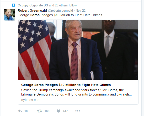 ny-times-soros-pledges-10-million-to-fight-hate-crimes