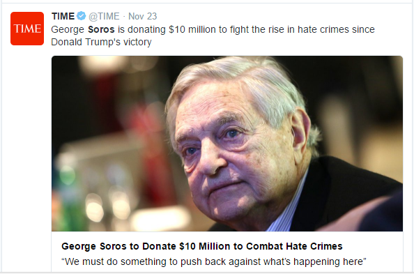 time-soros-pledges-10-million-to-fight-hate-crimes-aka-jill-stein-recount