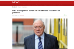 BBC Management Covered Up Decades of Anchor's Pedophilia