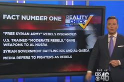CBS: Facts National Media Isn't Telling You About Aleppo