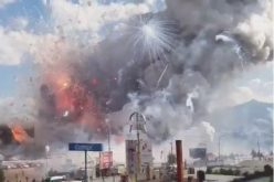 Caught On Tape: Massive Mexico Fireworks Explosion Kills 29