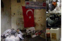 "Chemical Weapons Stash Found In ""Moderate Rebel"" House In East Aleppo"