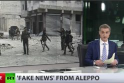RT Calls Out Corporate Media Fake News from Aleppo Syria