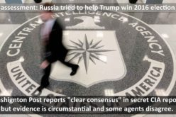 "A ""Soft Coup"" Attempt: Furious Trump Slams ""Secret"" CIA Report Russia Helped Him Win"