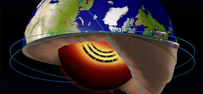 Jet Stream Found in Earth's Molten Outer Core