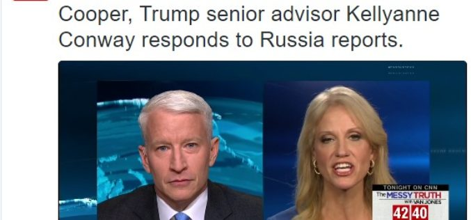 CNN Fake News: Anchor Fails Miserable Defending Russia Memo Reporting