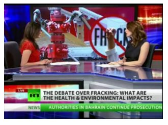 RT anti-fracking reporting (RT, 5 October)